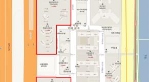 [분당 정자동 아이파크 1,2,3단지] 통합관제, 차량번호추출, 비상벨, 방송 시스템