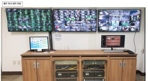 안화마을우남퍼스트빌아파트 디비시스시스템 구축(번호추출,이상음원,놀이터비상방송시스템)