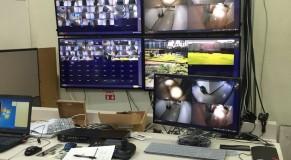 [제주도 해비치리조트 FULL HD CCTV구축 - 차량번호추출카메라연동]
