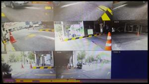 주차관제시스템 LPR 연동 녹화데이터 검색 시연영상